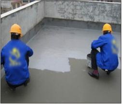 秀博防水堵漏工程